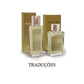 Perfume Traduções Gold Hinode - Escolha A Fragrância - 100ml