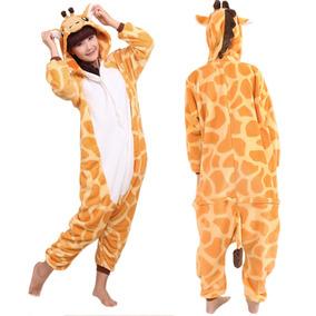 Pijama Mameluco De Jirafa Cosplay H8087
