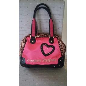 Bolsa Carmen Steffens Pink Nova!!!