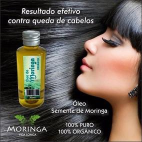 Óleo Orgânico Puro De Semente De Moringa 80,00 Frete Gratis
