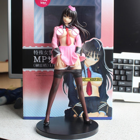 Sexy Figure T2 Art Girl Polícia Mp Kozue Sakakibara 1/6