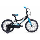 Bicicleta Niño Giant Animator Aro 16, Año 2017