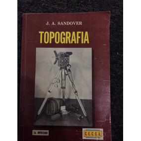 Topografia. J. A. Sandover