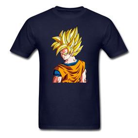 Franela Dragon Ball Goku Super Sayayin