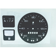Painel Fusca 76 A 80  449 Velocímetro + Marcador Combustível