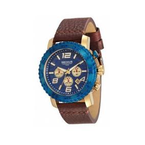 Relógio Masculino Caixa Folhada A Ouro 18k/ 50% Desconto