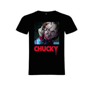 El Chucky Remera