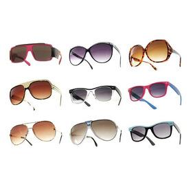 Atacado De Oculos De Sol 100 - Óculos no Mercado Livre Brasil cdaac65ad7