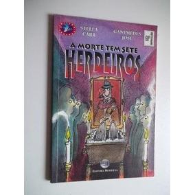 * Livro - A Morte Tem Sete Herdeiros - Stella Carr