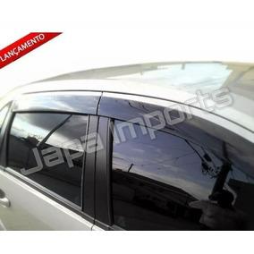 Calha Chuva Fiesta Hatch/sedan Rocam Edge Trail Supercharge