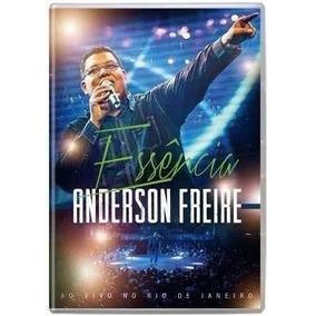 Anderson Freire Essencia Dvd Lacrado Original