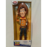 Figura Woody Toy Story Parlante Original Disney Collection