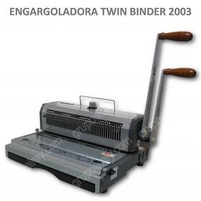 Engargoladora Gbc Twin Binder 2003 Comp-84