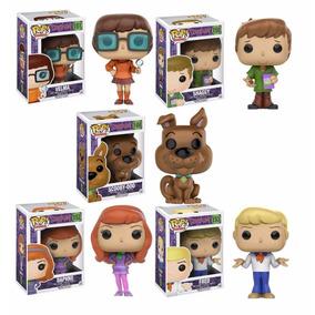 Funko Pop Scooby Doo En Oferta Serie De 5 Figuras Con Envio
