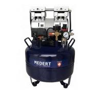 Compresor Odontologico Medert 1.1 Hp - Silencioso