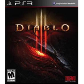 Diablo 3 Ill Ps3 Mídia Digital Psn Envio Rápido
