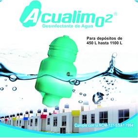 Potabilizador De Agua Para Tinacos Y Cisternas