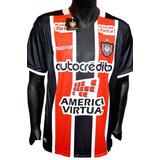Camiseta Titular Chacarita Juniors Macron Titular 2018