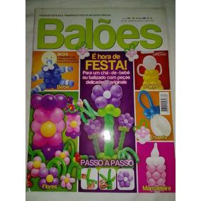 Kit 2 Revistas Para Festas Infantis Balões E Mesas Decoradas