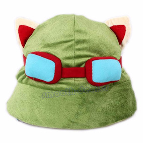 League Of Legends Gorro Teemo Hat +envío Gratis Lol