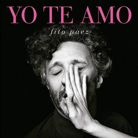 Cd Fito Paez Yo Te Amo Open Music Sy