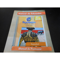 Sucesso Sistema Ensino 9ºano Espanhol (para Professores)