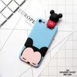 Capinha Case Mickey Disney 3d Topo Iphone 5 5s 6 7 Top