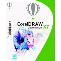 Corel Draw Graphics Suite X7.5 - La Mas Completa En 5 Dvds