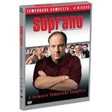 Familia Soprano Primeira Temp C/ 4 Dvds Lacrado Original