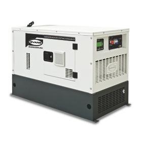 Generador Estacionario Evans Planta Luz Electrica Emergencia