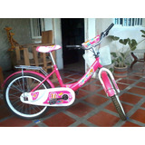 Bicicleta Para Niña Rin 20 Usada En Buen Estado