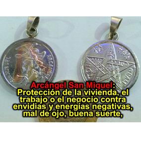 Arcangel San Miguel, Tetragramaton Talizmán 3 Metales