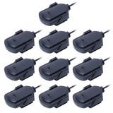 Para Vehiculo Audio Video Amplificador 10 Pcs Car Microfono