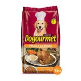 Alimento Dogourmet Pollo A Brasa Adulto Para Perro Dogourmet