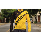 Camisa De Ciclismo Manga Longa Pedaleria
