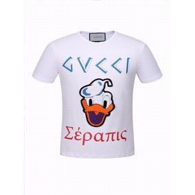 camiseta gucci pato donald