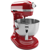Batidora Profesional 600 Pro Kitchein Aid Roja Red Cherry