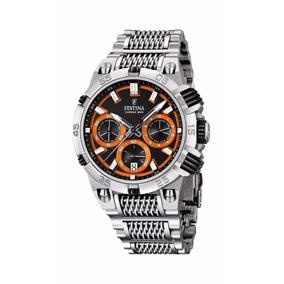 57b3ca435a3 Relogio Festina Mod F12 - Relógios De Pulso no Mercado Livre Brasil