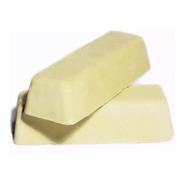 Pasta De Polir Acrilico E Resinas De Cor Amarela Acpi 120