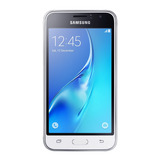 Samsung J1 2016 Blanco 4g 8gb 5mpx + Sim Claro Prepago