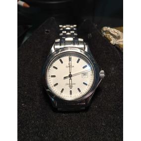 c7bd42d3393 Relogio Omega De Ville Quartz - Relógios Antigos e de Coleção no ...