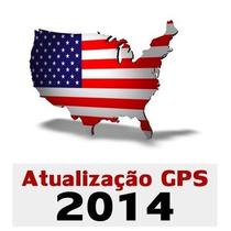 Atualização Gps Igo Mapa Brasil / Estados Unidos + Radares