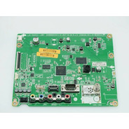 Placa Principal,  LG 32lh510b + Led + Som