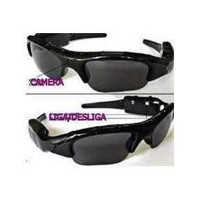 Oculos Sol Espião Tático Filmadora Com Microcamera Paintball