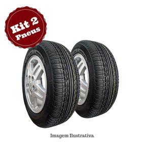 Kit 2 Pneu 185/65 R15 Gw Tyre Remold 5 Anos Frete Free