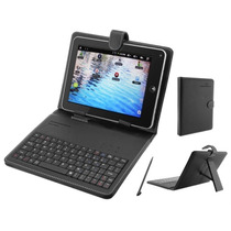 Tablet Tela 7 Android Gps 3g Celular 2 Chips + Capa Galaxy