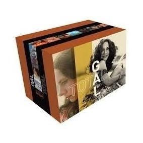 Coletanea Gal Costa Box Com 15 Cds Sendo 1 Duplo + Livreto