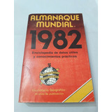 Enciclopedia Almanaque Mundial 1982 Editorial America