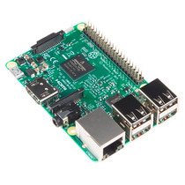 Raspberry Pi 3 Modelo B Robotica Electronica Bluetooth, Wifi