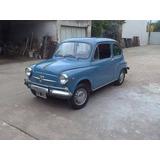 Fiat 600e Mod 70 30000km Original (solo Entendidos)